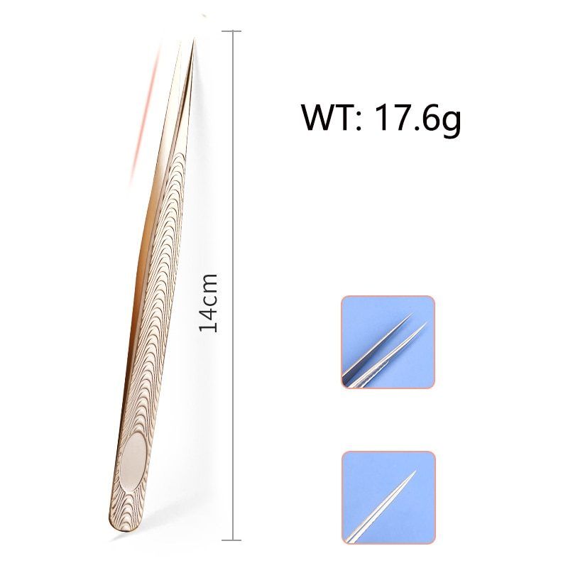 8 kinds Eyelash Extension Tweezers for Classic Lashes Easy fan eyelash Russian Volume eyelashes Accept make own logo Whoesale